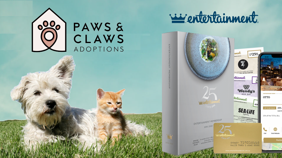 Paws & Claws Adoptions Inc